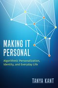 Cover for Making it Personal