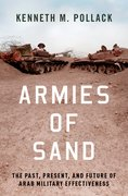 Cover for Armies of Sand - 9780190906962