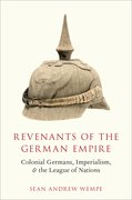 Cover for Revenants of the German Empire