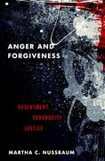 Cover for Anger and Forgiveness - 9780190907266