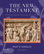 Cover for The New Testament