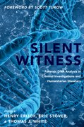 Cover for Silent Witness