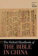 Cover for The Oxford Handbook of the Bible in China