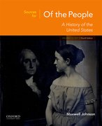 Cover for Sources for Of the People