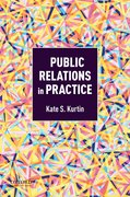 Cover for Public Relations in Practice