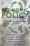 Cover for Economic Policy: Theory and Practice
