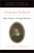 Cover for Orthodox Radicals