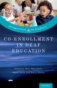 Cover for Co-Enrollment in Deaf Education