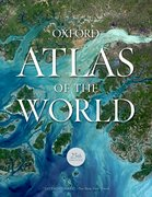 Cover for Atlas of the World - 9780190913038