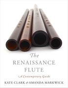 Cover for The Renaissance Flute