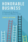Cover for Honorable Business