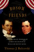 Cover for Bosom Friends
