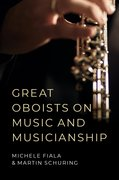 Cover for Great Oboists on Music and Musicianship