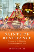 Cover for Saints of Resistance