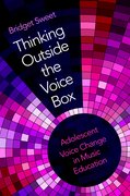 Cover for Thinking Outside the Voice Box - 9780190916381