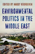 Cover for Environmental Politics in the Middle East