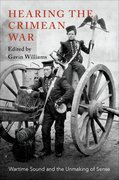 Cover for Hearing the Crimean War