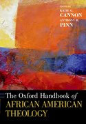 Cover for The Oxford Handbook of African American Theology