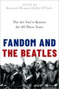 Cover for Fandom and The Beatles
