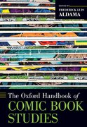 Cover for The Oxford Handbook of Comic Book Studies