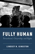 Cover for Fully Human