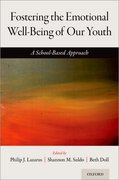 Cover for Fostering the Emotional Well-Being of Our Youth