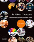 Cover for In Mixed Company