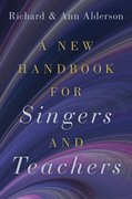 Cover for A New Handbook for Singers and Teachers