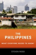 Cover for The Philippines - 9780190920616
