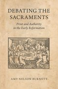 Cover for Debating the Sacraments
