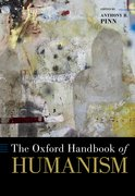 Cover for The Oxford Handbook of Humanism