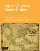 Cover for Mapping United States History - 9780190921651
