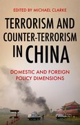 Cover for Terrorism and Counter-Terrorism in China