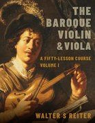 Cover for The Baroque Violin & Viola, vol. I