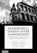Cover for Searching for Justice After the Holocaust