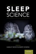 Cover for Sleep Science