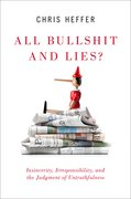 Cover for All Bullshit and Lies?