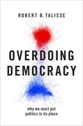 Cover for Overdoing Democracy