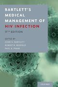 Cover for Bartlett's Medical Management of HIV Infection - 9780190924775