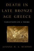 Cover for Death in Late Bronze Age Greece