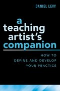 Cover for A Teaching Artist