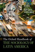 Cover for The Oxford Handbook of the Sociology of Latin America