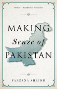 Cover for Making Sense of Pakistan