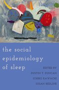 Cover for The Social Epidemiology of Sleep