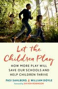 Cover for Let the Children Play - 9780190930967