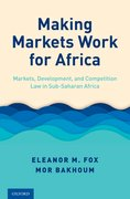 Cover for Making Markets Work for Africa