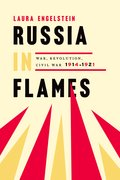 Cover for Russia in Flames - 9780190931506