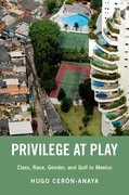 Cover for Privilege at Play