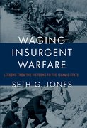 Cover for Waging Insurgent Warfare - 9780190931834
