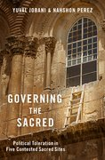 Cover for Governing the Sacred